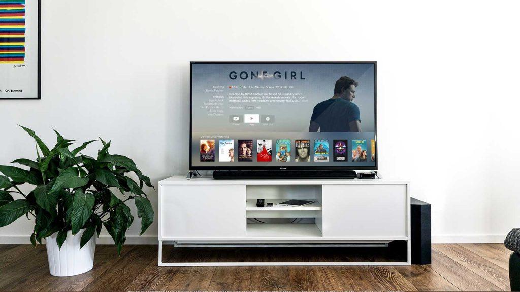 Meubles salle séjour et tv