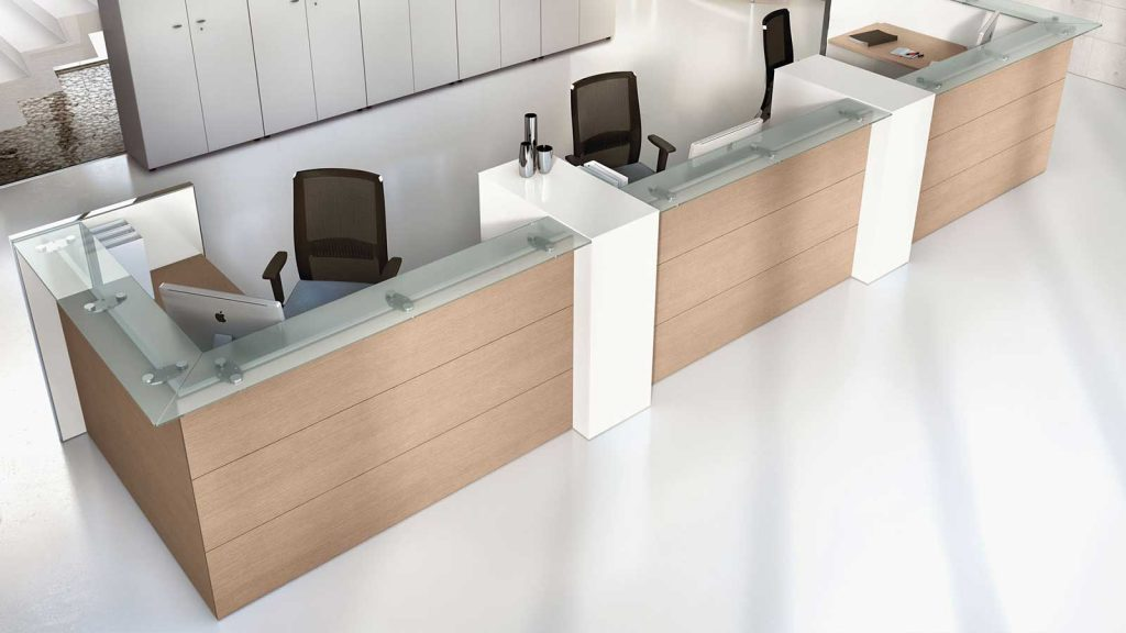 reception bureaux